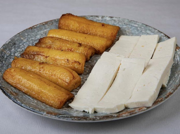 patacon con queso el manaba