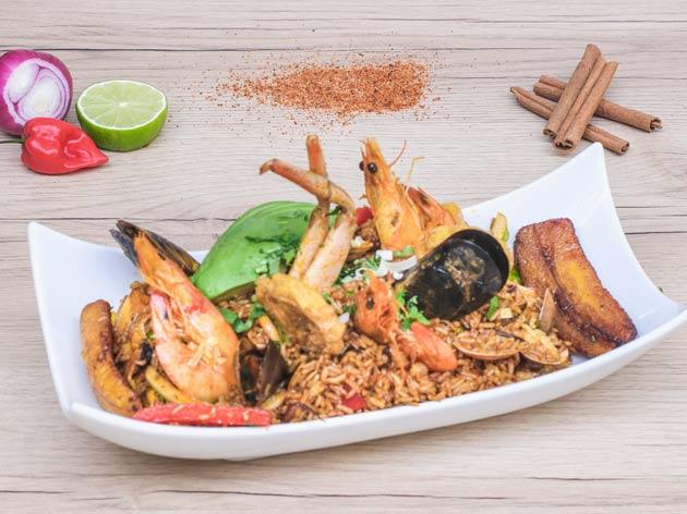 arroz marinero el manaba