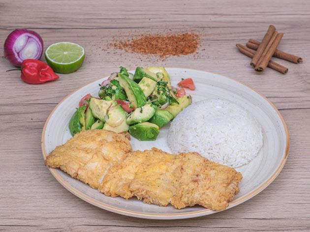 combinados de pescado el manaba